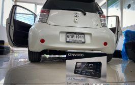 Toyota IQ + Kenwood Dmx 719wbt