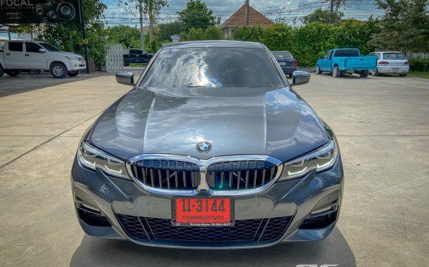 BMW G20 + V-Dupont Super Ceramic Film