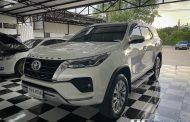 Toyota Fortuner + Alpine One Brand Upgrade Set