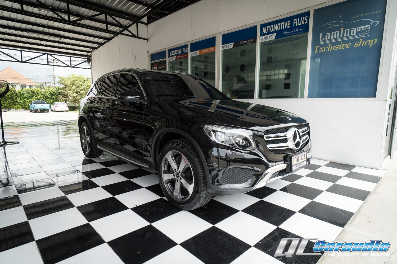 Mercedez Benz GLC X253 + Focal Ps80f Plug&Play