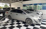 Toyota Yaris Ativ  ขอจัดแบบจอใหญ่ๆ ภาพชัดๆ การใช้งานแบบครบๆ พร้อมรองรับไฟล์เสียงแบบ Hi-Res